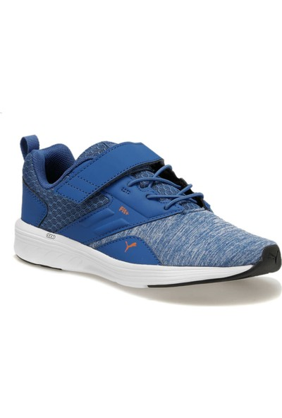 Puma Nrgy Comet V Ps Mavi Unisex Çocuk Sneaker Ayakkabı