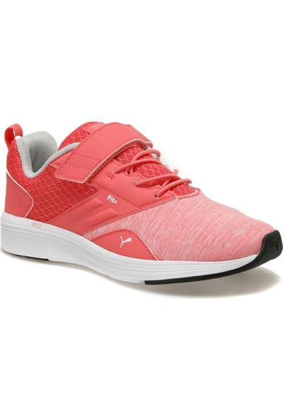 Puma Nrgy Comet V Ps Nar Çiçeği Unisex Çocuk Sneaker Ayakkabı