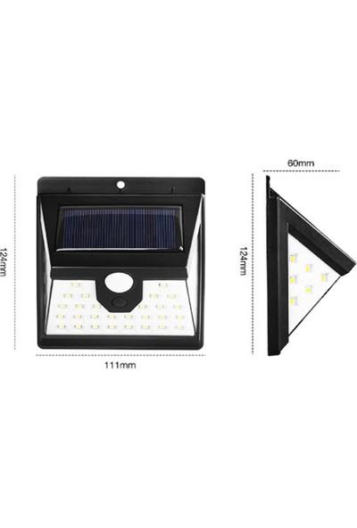 Twinix Güneş Enerjili 40 Ledli Aydınlatma 3 Modlu