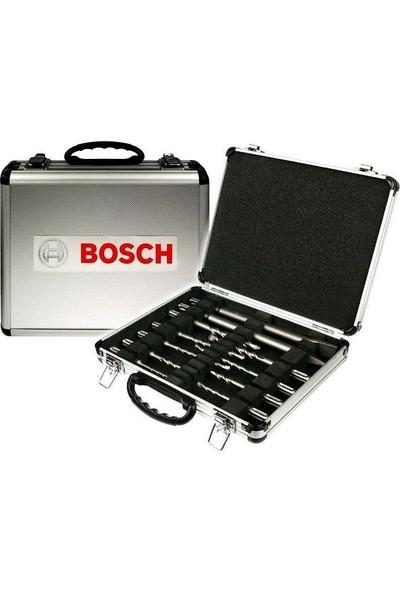 Bosch Sds Plus Mixed Matkap Ucu Set