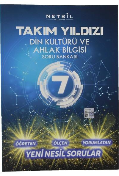 Netbil Takım Yıldızı 7. Sınıf Din Kültürü ve Ahlak Bilgisi Soru Bankası