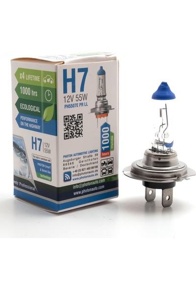 Photon H7 12V 55W Eco +%30 Fazla Işık