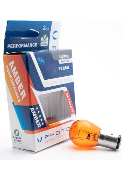 Photon P21/5W 12V 1016 Natural Amber