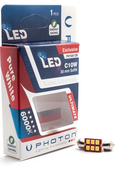 Photon C10W 12V 30Mm Sofit Exclusive Serie Can-Bus Ph7025