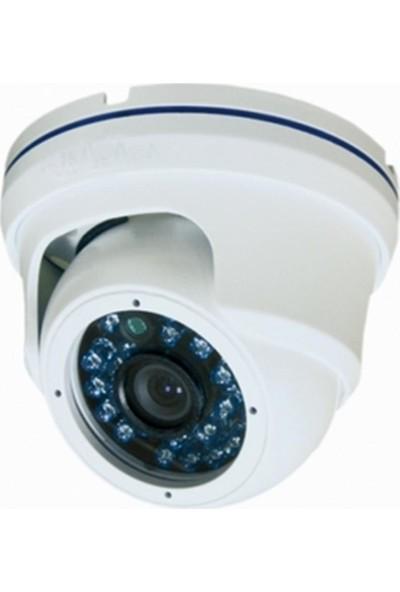 Unımax-Hyb-2 MP-1080P-4LÜ-500GB-DOME Güvenlik Kamerası Seti