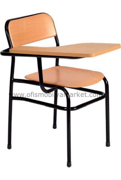 Gentaş Sınıf Sandalyesi Tablalı Werzalit