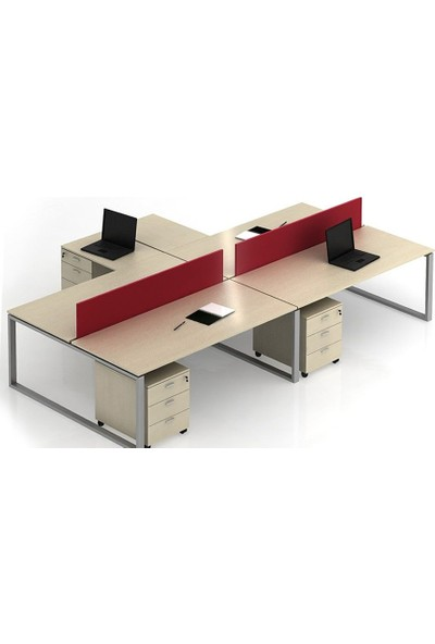 Mt Ofis Masa Sistemleri Workstations Grup