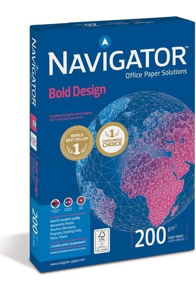 Navigator Gramajlı Fotokopi Kağıdı A4-200GR.150 Yaprak