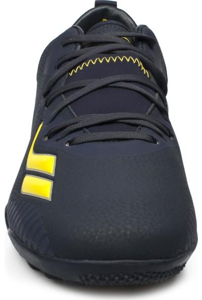 Lescon Electra 001H 19B Hali Saha Lacivert Erkek Spor Ayakkabı