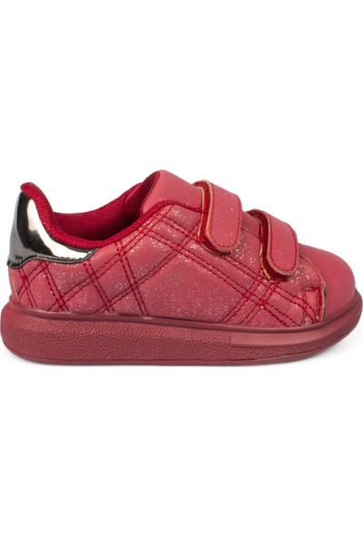 Vicco 968.P19K.225 Patik Kırmızı Çocuk Ayakkabı