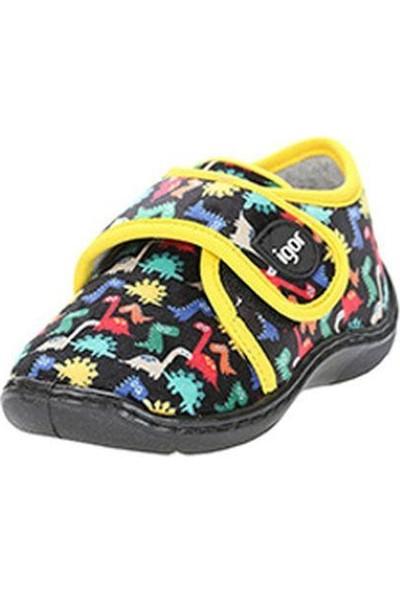 Igor W20123-COL Dıno Spor Bebek Panduf Ayakkabı