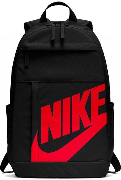 Nike BA5876-010 Elmntl Bp Sırt ve Okul Çantası 48 x 30 x 15 cm