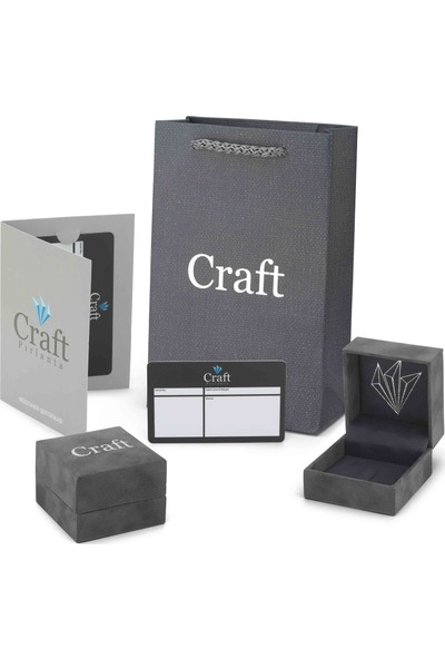 Craft Pırlanta Pure Koleksiyonu Pırlantalı Kelebek Bileklik