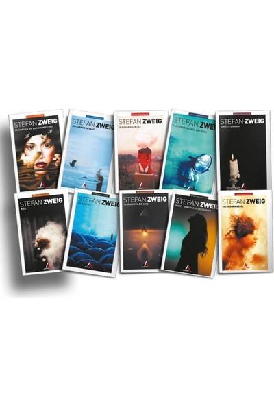 Stefan Zweig Seti 10 Kitap (Set-2) Aperatif Kitap Yayınları