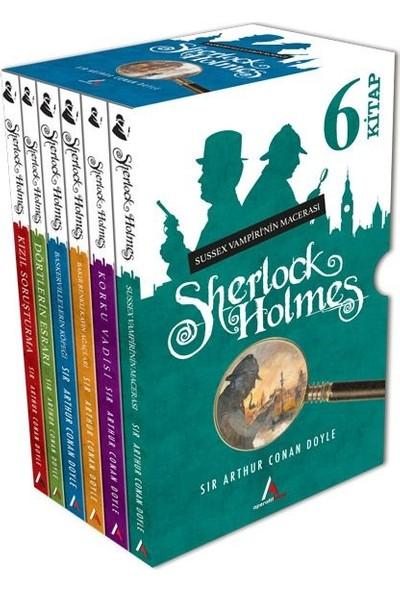 Sherlock Holmes Seti 6 Kitap Aperatif Kitap Yayınları