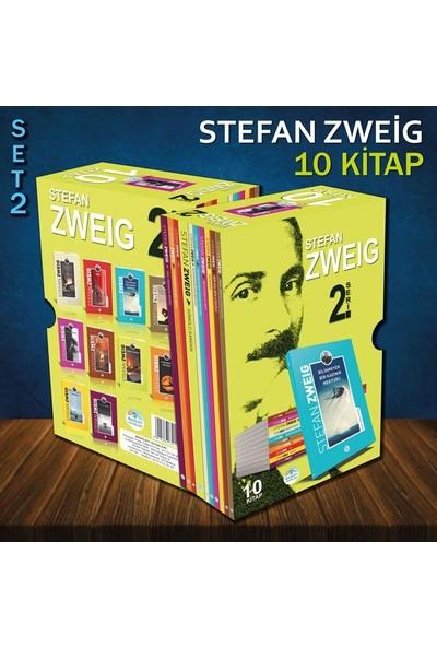 Stefan Zweig Seti 10 Kitap (Set-2) Maviçatı Yayınları