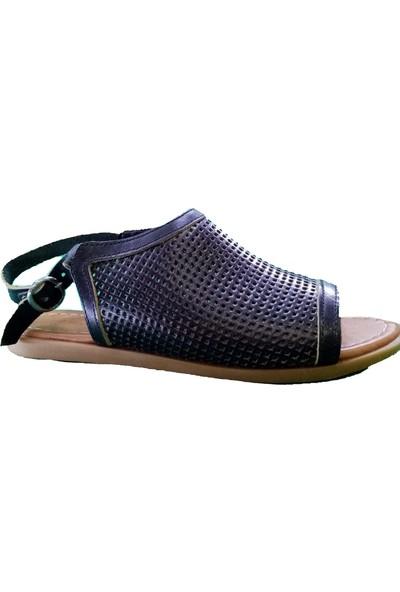 M.p 6758 Kadın Sandalet