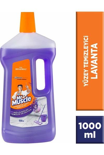 Mr Muscle-Glade Yüzey Temizleyici 1000 ml Lavanta