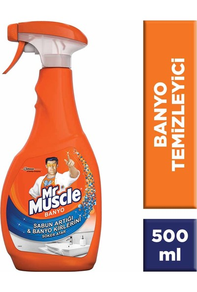 Mr. Muscle Banyo Sistem 500 ml