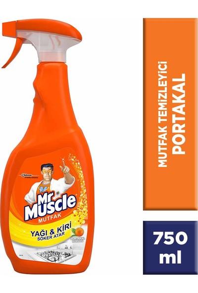 Mr Muscle Mutfak Temizleyici 750 ml - Orange