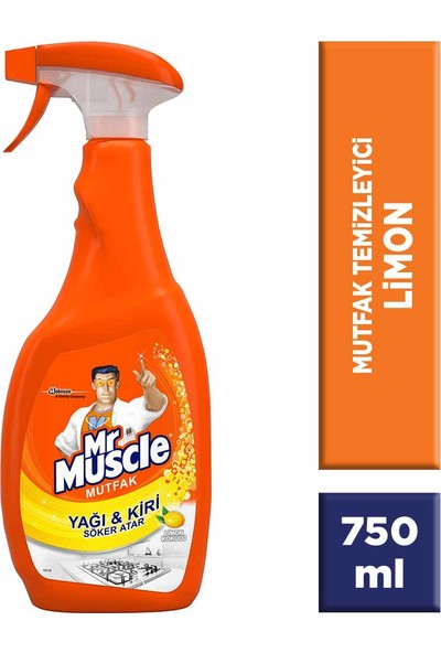 Mr Muscle Mutfak Temizleyici 750 ml