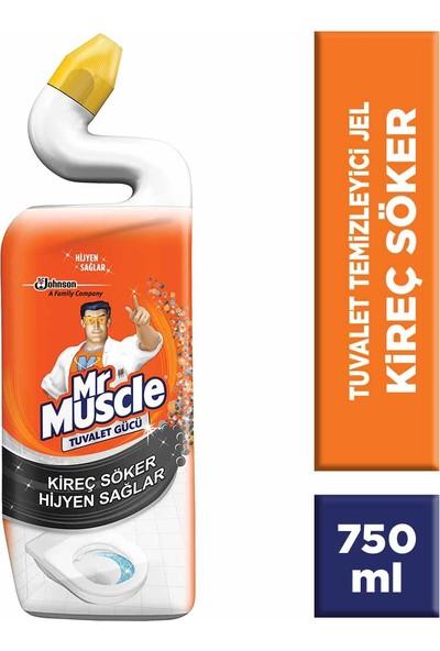 Mr Muscle Kireç Söker Gözle Görünür Etki 750 ml