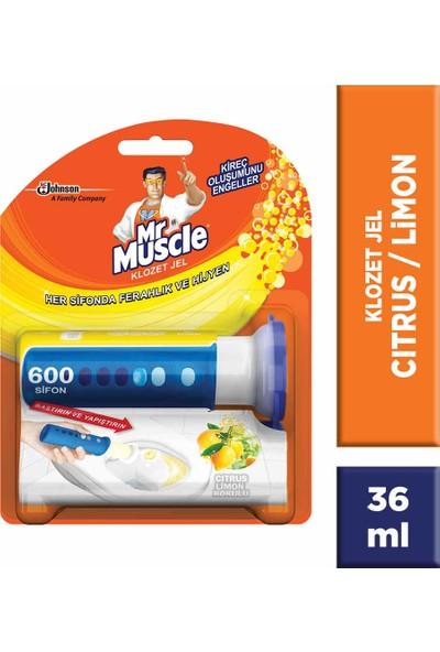 Mr Muscle Klozet Temizlik Jeli Citrus