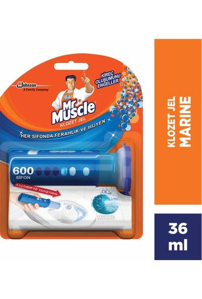 Mr Muscle Klozet Temizlik Jeli Marine