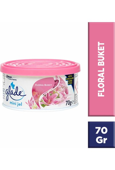 Glade All Joy Floral Perfection 70 gr/30TR