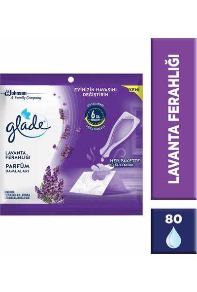 Glade Parfüm Damlaları Lavanta3 ml
