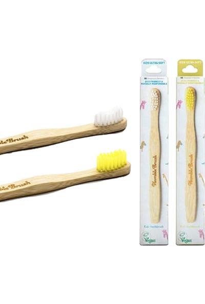 Humble Brush Kids(Çocuk) Diş Fırçası Ikili Ultra Soft