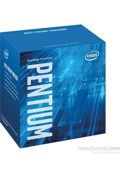 Intel Pentium G4400 3.3GHz 3MB Cache Skylake LGA1151 İşlemci (Fansız)