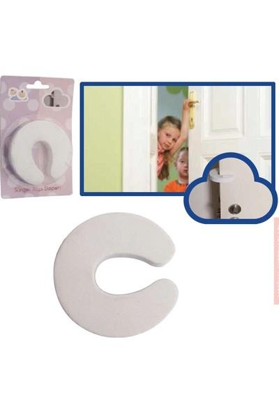 Minisium Çocuk Güvenlik Ürünü ( Kapı Stoperi - Ani Kapanan Kapılardan Koruma Ürünü ) - Paket Içi 1 Adet