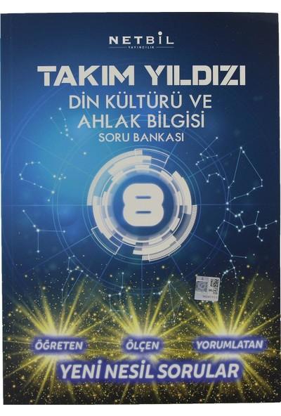 Netbil Takım Yıldızı 8. Sınıf Din Kültürü ve Ahlak Bilgisi Soru Bankası