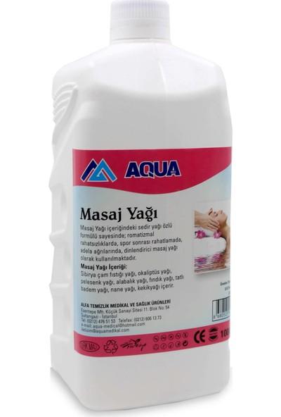 Aqua Masaj Yağı 1000 ml