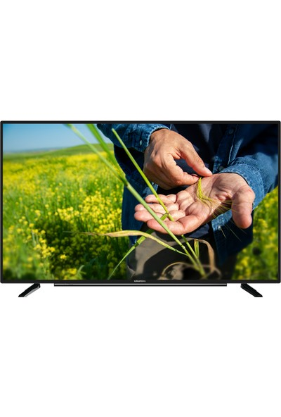 Grundig 43GDU7810 B 43 109 Ekran Uydu Alıcılı 4K Ultra HD Smart LED TV