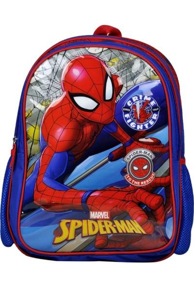 Hakan Çanta Spiderman Lisanslı Erkek Çocuk Ilkokul Sırt Çantası 96597
