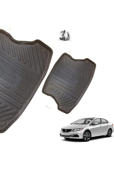 Carx Honda Civic Sedan 3D Bagaj Havuzu 2012-2015