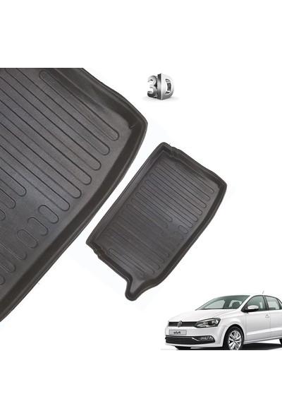 Carx Volkswagen Polo Hb Üst 3D Bagaj Havuzu (2009 ve Sonrası)