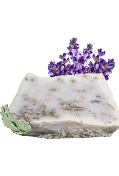 Akita % 100 Doğal El Yapımı Sabun Lavantalı Killi 100GR