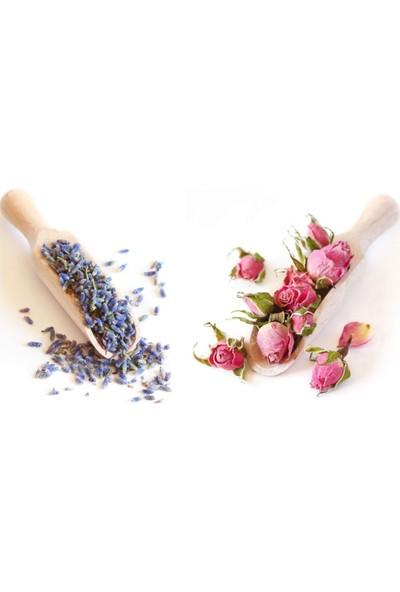 Akita % 100 Doğal Gül ve Lavanta Çiçeği