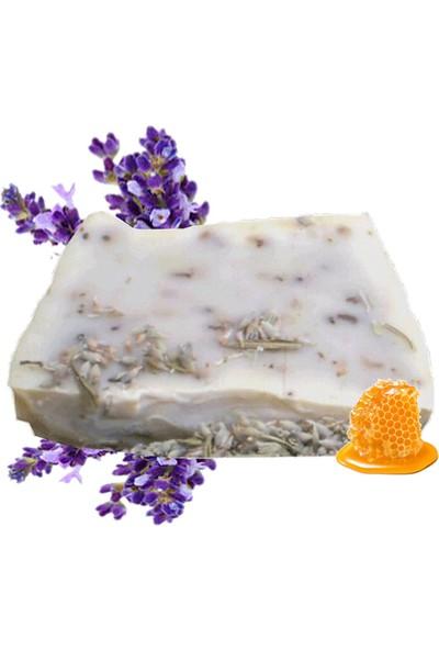 Akita % 100 Doğal El Yapımı Sabun Lavantalı Ballı 100GR