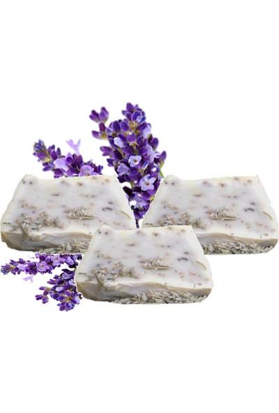 Akita % 100 Doğal El Yapımı Sabun Lavantalı 3X100GR