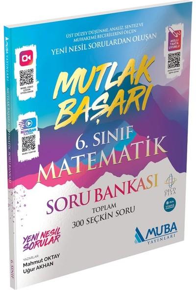 Mutlak Başarı 6. Sınıf Matematik Video Çözümlü Soru Bankası