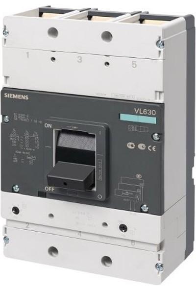 Siemens 3VL5763 630A 55KA Kompakt Şalter