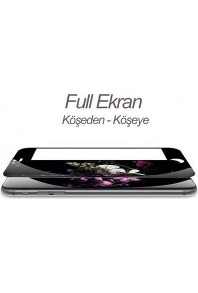 Zengin Çarşım Apple iPhone 6-6S Kavisli Tam Kaplayan 9D Ekran Koruyucu Film