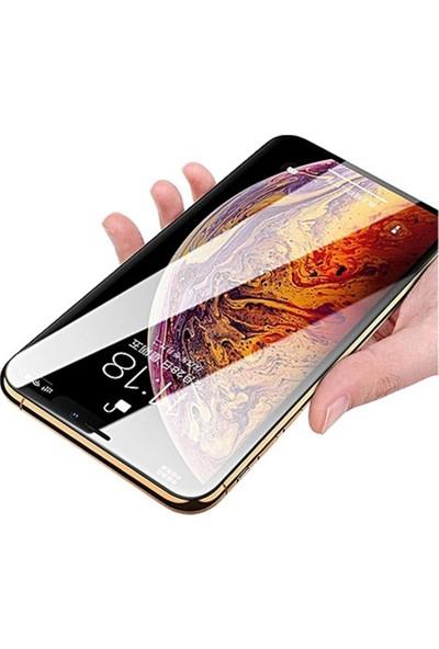 Zengin Çarşım Apple iPhone XR Kavisli Tam Kaplayan 9D Ekran Koruyucu Film