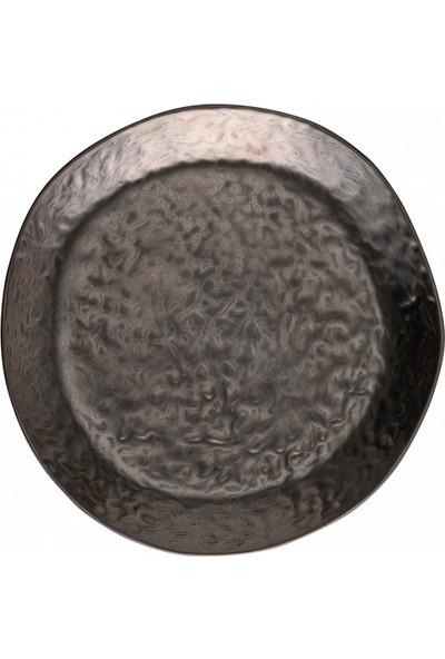 Jumbo Terra Servis Tabağı 25 cm