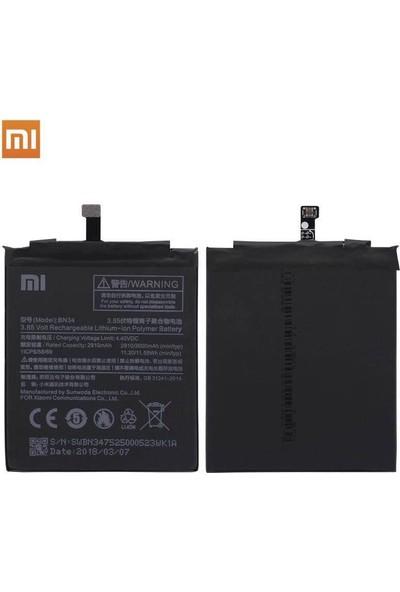 Yedekyedek Xiaomi Redmi 5A BN34 Batarya Pil A++ Lityum Polimer Pil