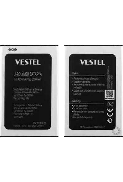 Yedekyedek Vestel V4 Batarya Pil A++ Lityum Polimer Pil